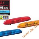 Đèn báo hiệu xe cảnh sát, cứu thương Patlite 1108mm: HWB-12X, đèn báo hiệu xe cảnh sát