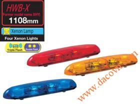 Đèn báo hiệu xe cảnh sát, cứu thương Patlite 1108mm: HWB-24X