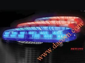 Đèn báo hiệu xe cảnh sát, cứu thương Patlite 1108mm: ILB-12LJAW-FS015
