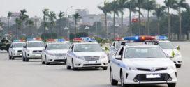Quy định về tín hiệu của xe được quyền ưu tiên (109/2009/NĐ-CP)