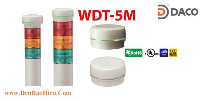 WDT-5M-Z2 Patlite Củ Phát Tín Hiệu Không Dây Cho Đèn Tháp LE