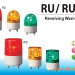 RU-RUP-RS Den quay bong soi dot Patlite phi 82
