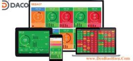 ANDON THẾ HỆ MỚI – Hệ thống quản lý trạng thái, năng suất SEEACT Andon System