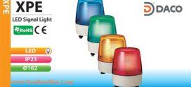 XPE-M2-R Đèn báo hiệu Patlite Φ162 Bóng LED IP23